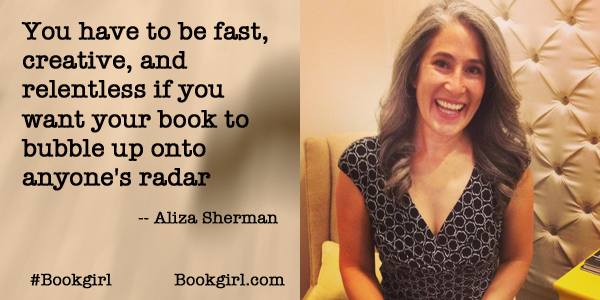My First Time: Aliza Sherman,